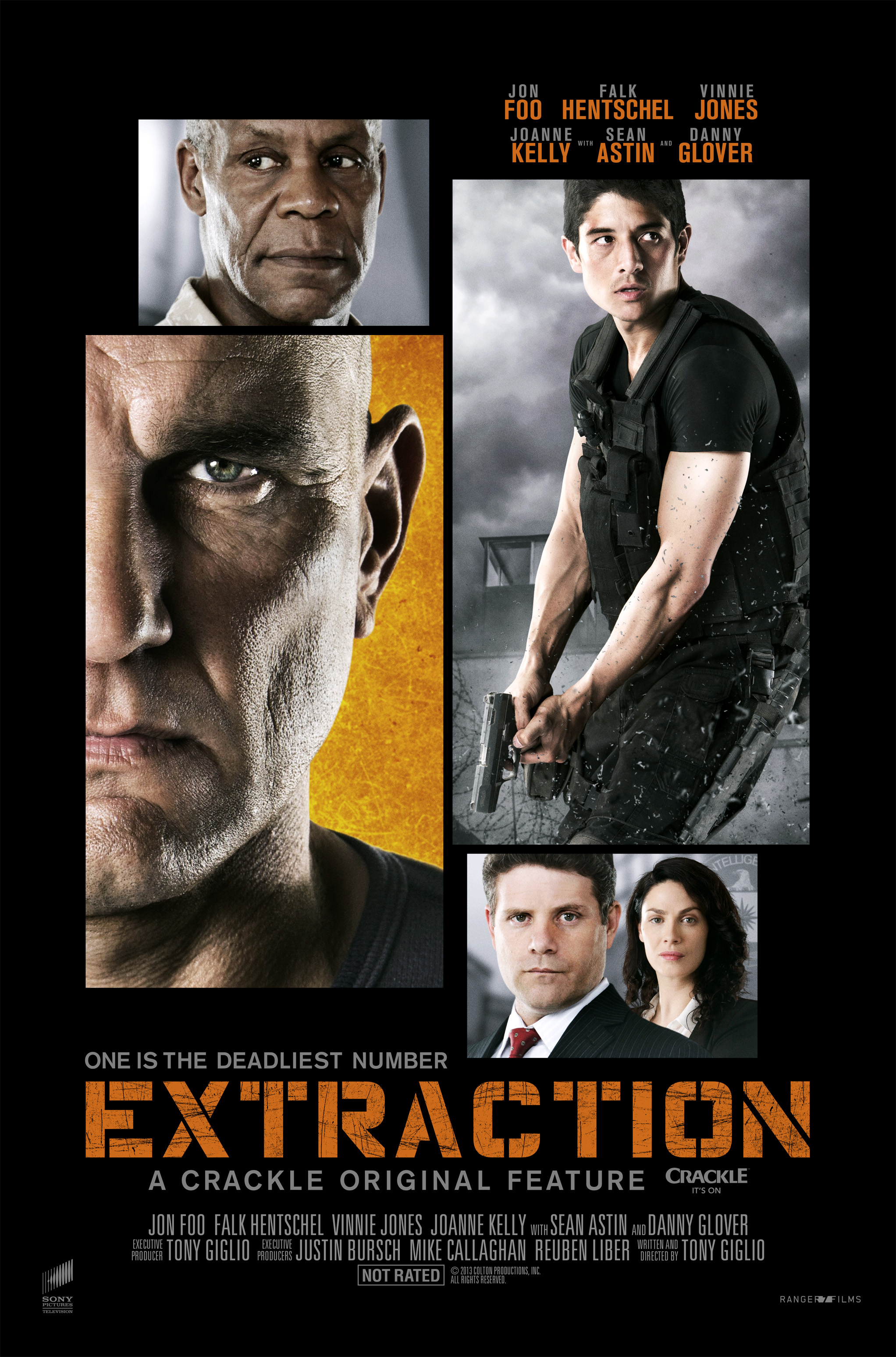 Extraction affiche